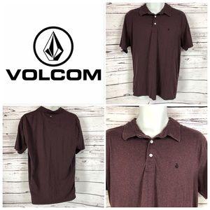 Volcom Men's Polo Shirt